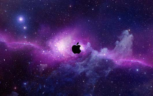 Mac-OS-X-Lion-Purple-Wallpaper