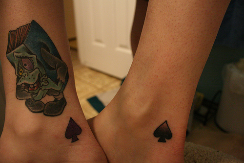 Match Tattoo