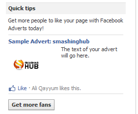 Using Facebook Ads