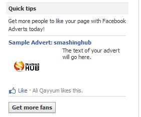 Using Facebook Ads