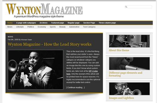 16. Wynton Magazine