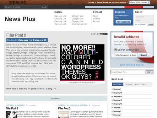 18. News Plus