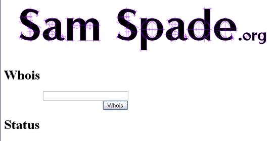 5. SamSpade.org