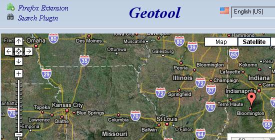6. GeoTool