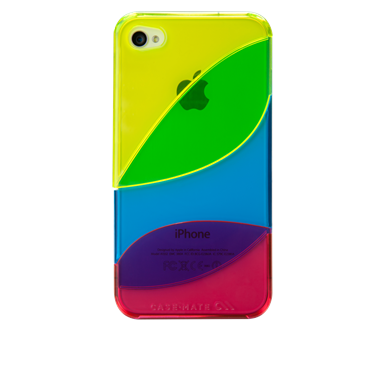 CaseMate Colorways Case-iPhone 4S