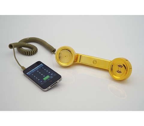 Gold POP Phone-iPhone 4S