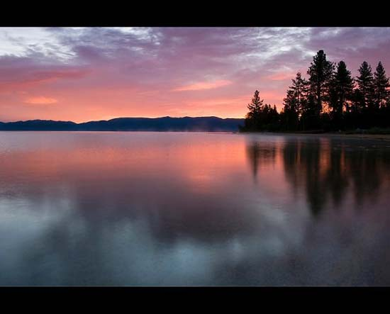 Lake Tahoe, California - Nevada