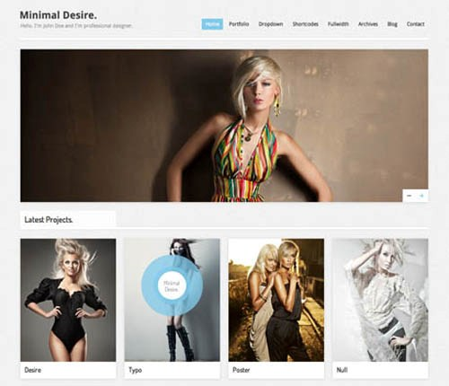Wordpress Photography -1