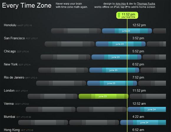 everytimezone-app