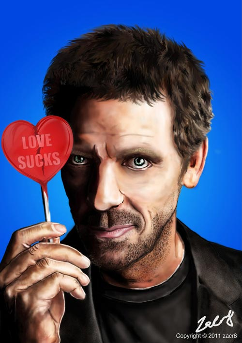 Love Sucks – Gregory House