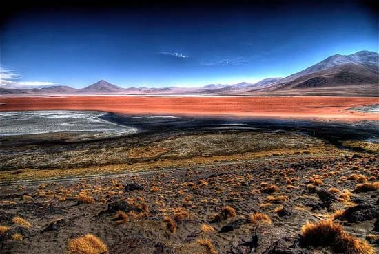 salt lake, Uyuni, Bolivia