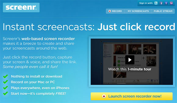 screenr-app