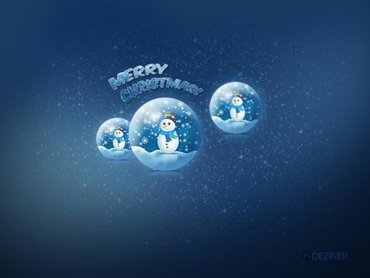 snow-flakes-wallpaper