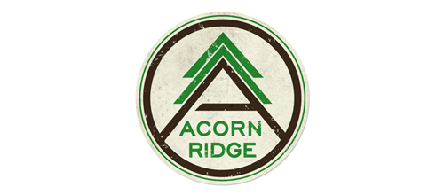 Acorn Ridge Tree Farm Logo