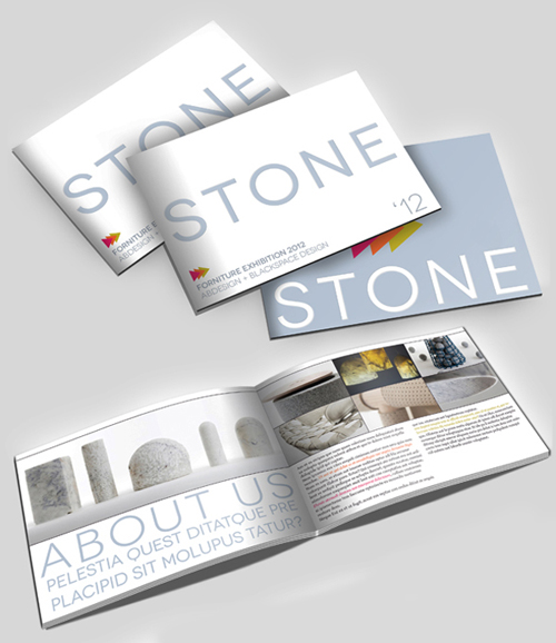 A5 Product Catalogue