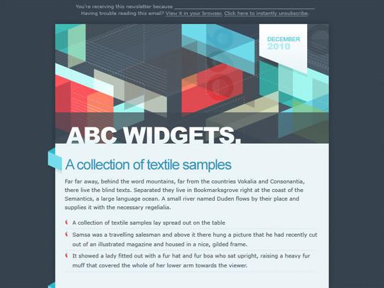 ABC Widgets