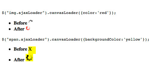 Canvas Loader