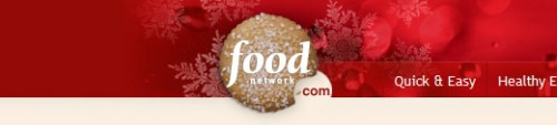 Food Network Holiday Logo