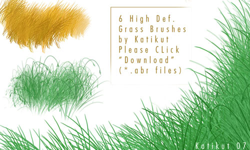 Grass Brushes II
