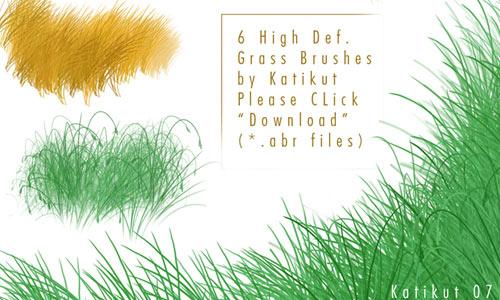 Grass Brushes II