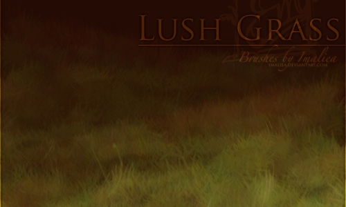 Lush Grass Brush
