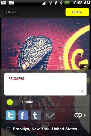 Snapr for android