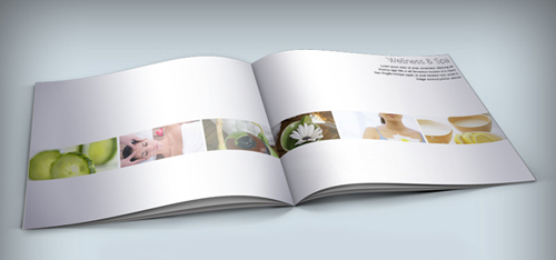 Spa Center Brochure