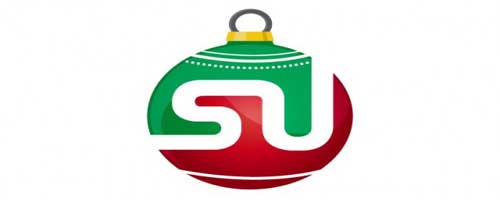 StumbleUpon Holiday Logo