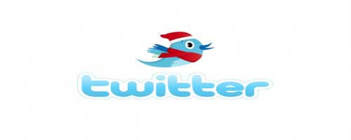 Twitter Holiday Logo