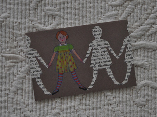 Vicki Smith Art Business Card