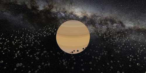WebGL Solar System