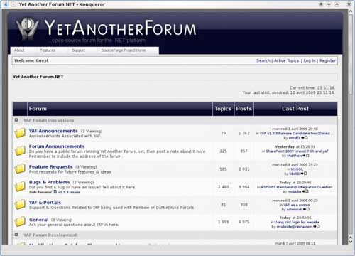 YetAnotherForum