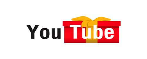 YouTube Holiday Logo