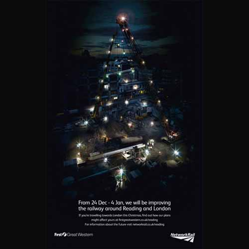 Network Rail: Xmas construction