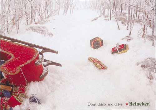 Heineken: Santa