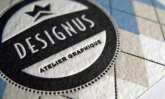 Designus business card