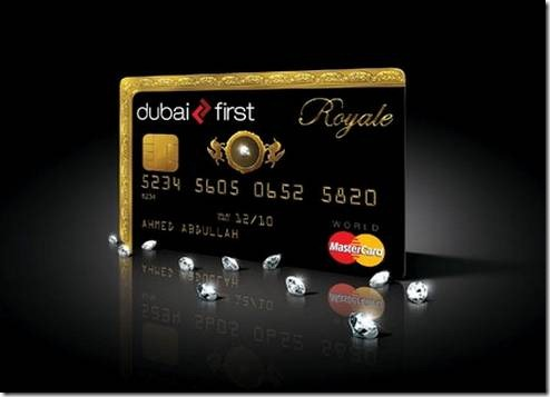 3. Dubai First Royale MasterCard