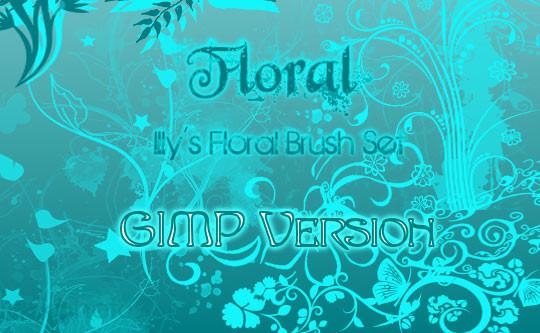 60+ High Quality Free GIMP Brush Packs