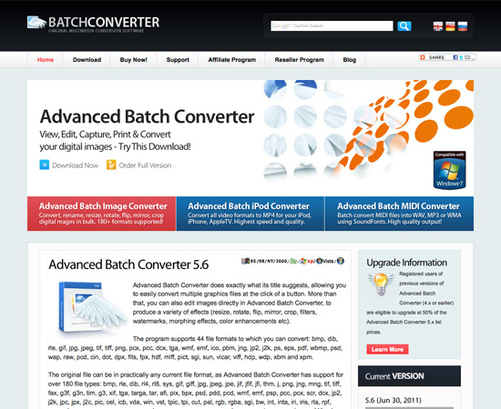 Advanced Batch Converter 5.6