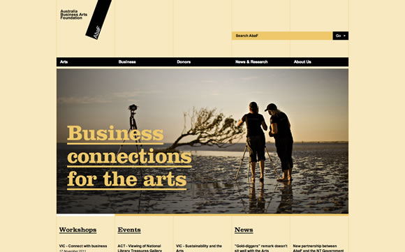 Australia Business Arts Foundation