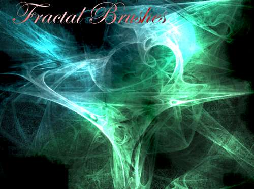 Fractal Brushes Set-11