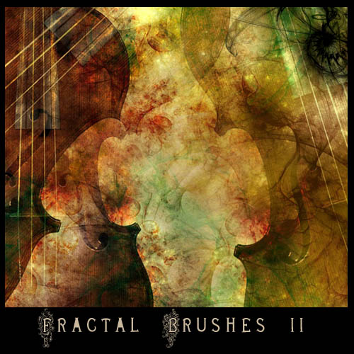 Fractal Brushes Set-12