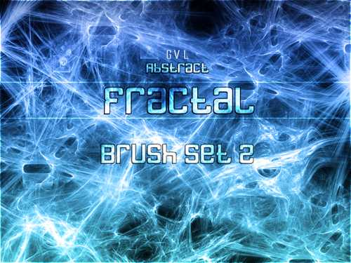 Fractal Brushes Set-3