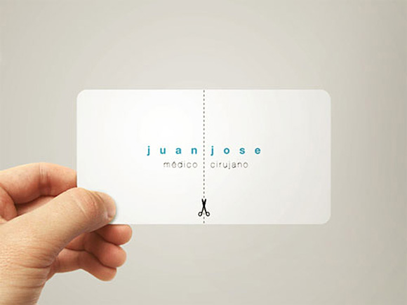 26 Personal Business Cards Designs