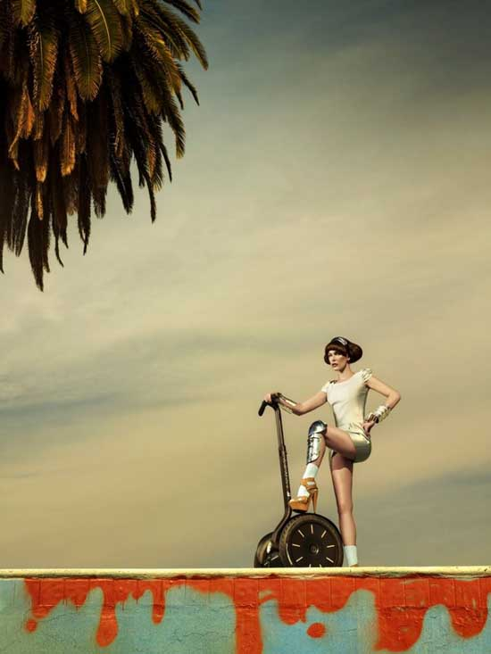 Milla Jovovich Photography Android Chic-21