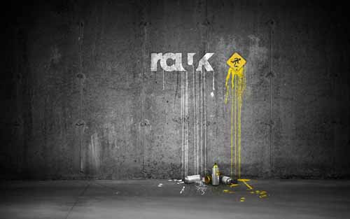 RCUK Spray Paint
