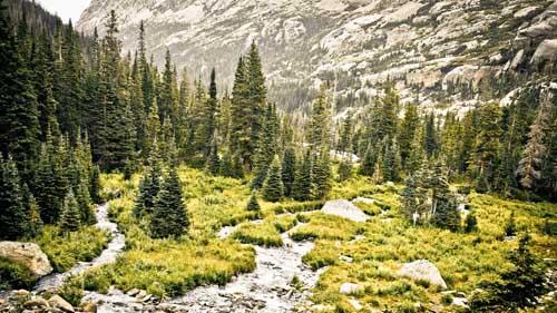 Rocky Mountain Overcast