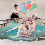 Top 10 Greatest 3D Street Arts of 2011