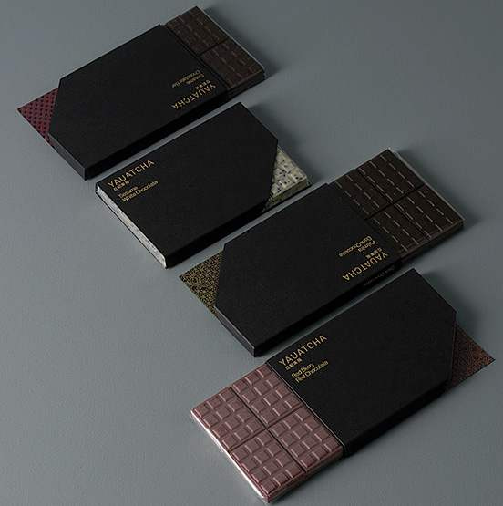 Yauatcha Business Card