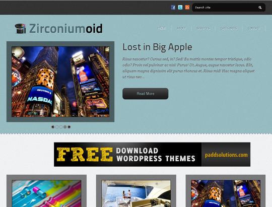 Zirconiumoid